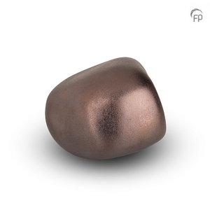 Urnenatelier Schoonhoven KK 033 Cuddle Stone Rustic Bronze