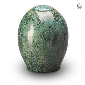 Pottery Bonny KU 301 Ceramic urn crystal lacquer