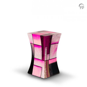 Mengla GFU 221 S Fibreglass small urn Diabolo
