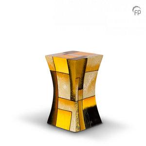 Mengla GFU 222 S Fibreglass small urn Diabolo