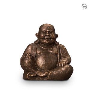 Geert Kunen UGK 042 A Ceramic urn bronze