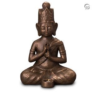 Geert Kunen UGK 302 BT Ceramic urn bronze