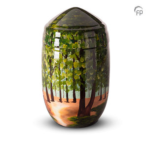 Mengla GFU 213 Fibreglass urn