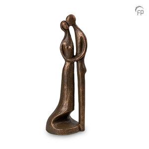 Geert Kunen UGK 501 Ceramic urn bronze - Space between our love
