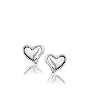 EHU 027 Earrings heart