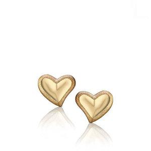 EHU 023 Earrings heart