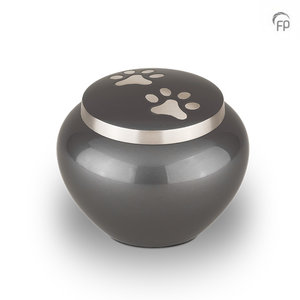 AU 101 M Metal pet urn medium