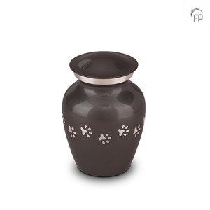 HU 188 S Metal pet urn small
