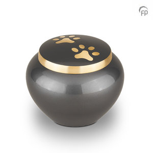 HU 189 M Metal pet urn medium