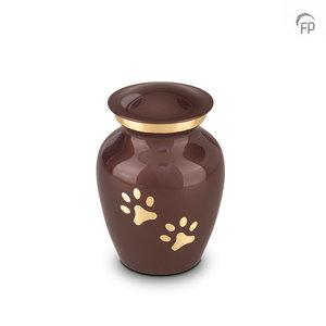 HU 197 S Metal pet urn small
