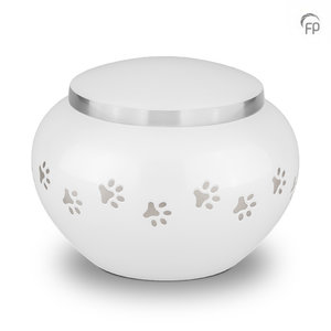 HU 212 L Metal pet urn large