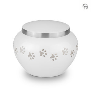 HU 212 M Metal pet urn medium