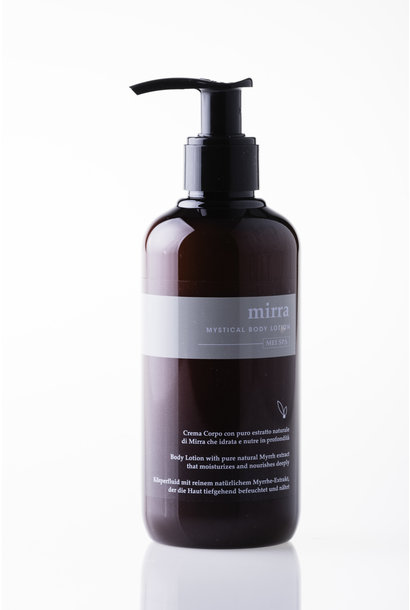 MIRRA Mystical Body Lotion