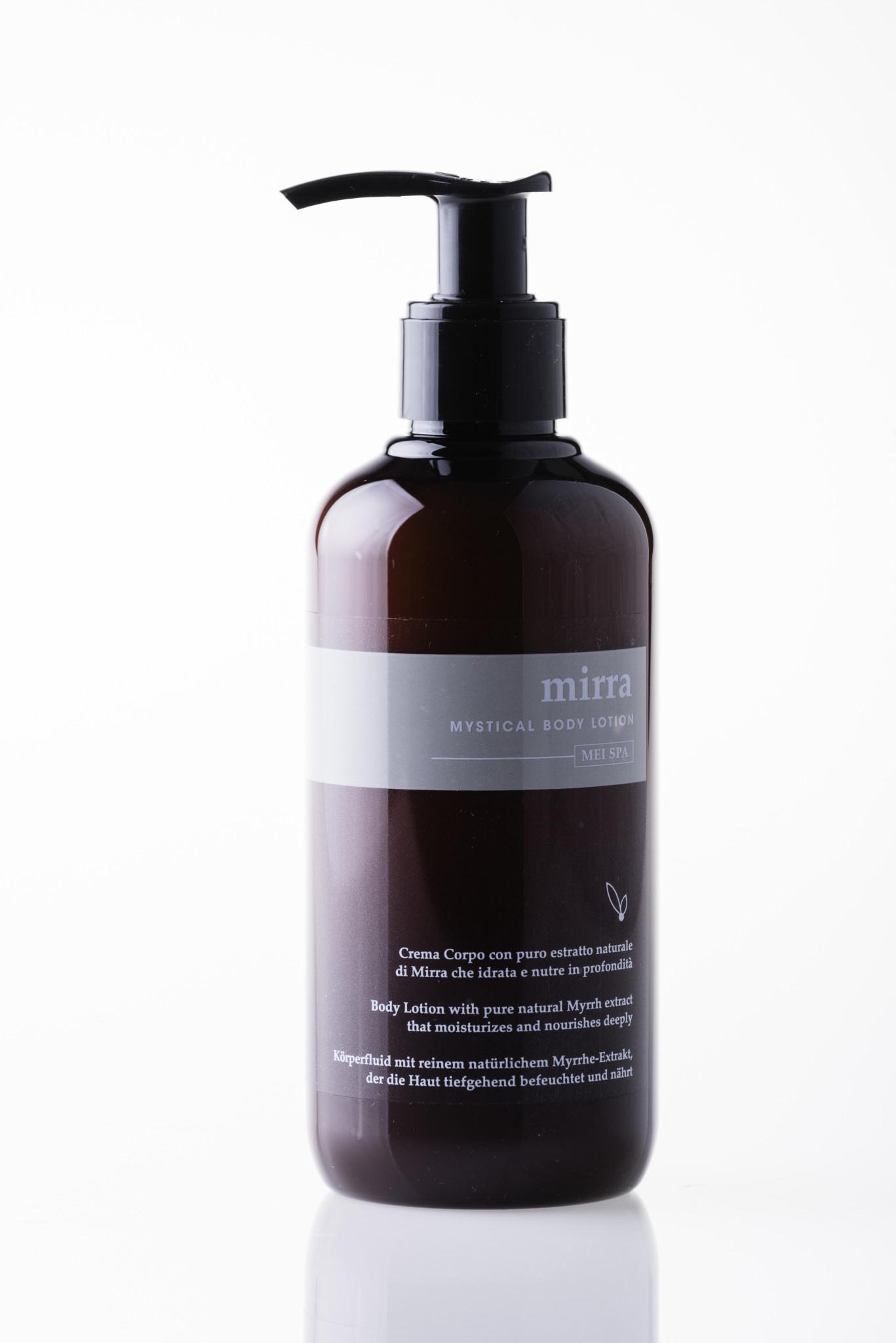 MIRRA  Mystical Body Lotion - MEI SPA-1