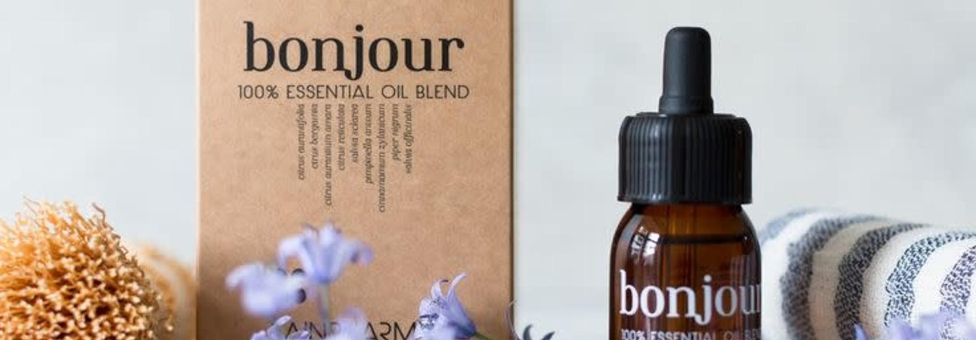 Bonjour 100% Essential Oil Blend