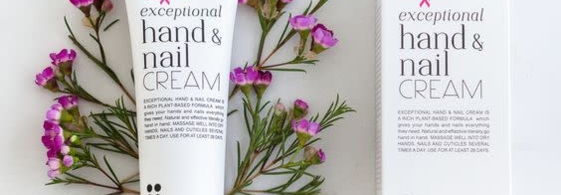 Exceptional Hand&Nail Cream Think&Pink