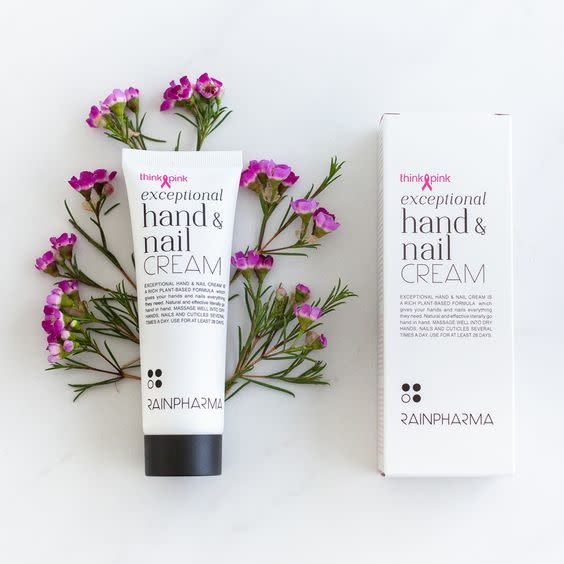 Exceptional Hand&Nail Cream Think&Pink-1