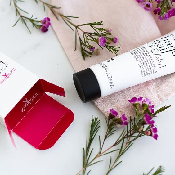 Exceptional Hand&Nail Cream Think&Pink-3