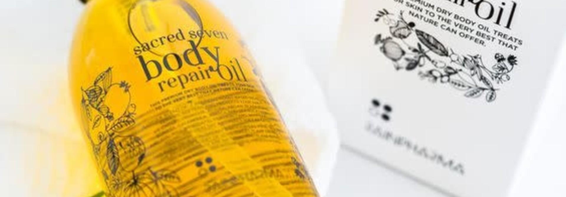 Sacred Seven Body Repair Oil dé Premium Body Oil
