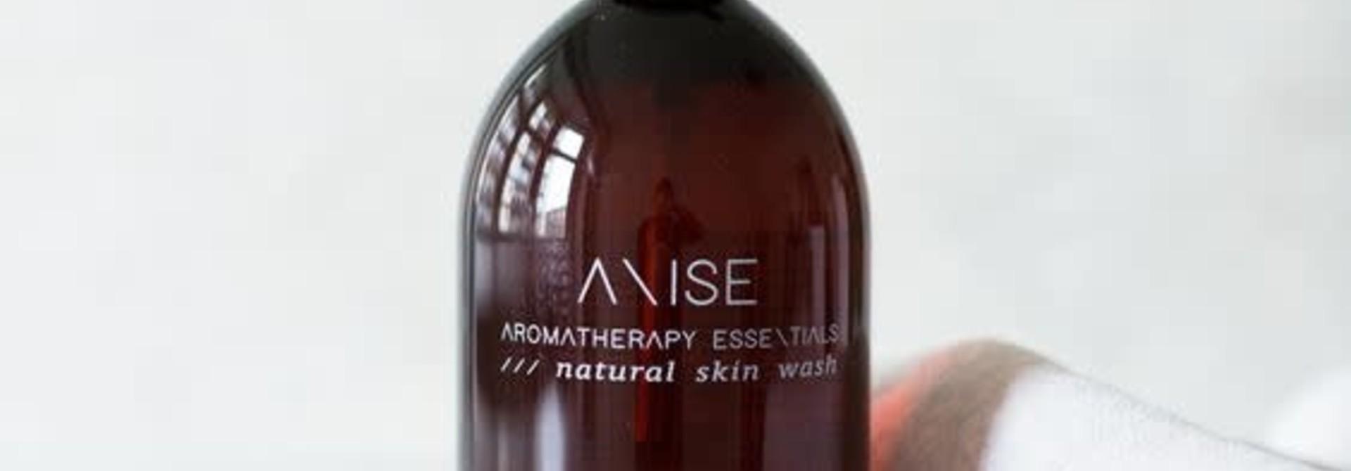 Skin Wash Anise - Steranijs Douchegel
