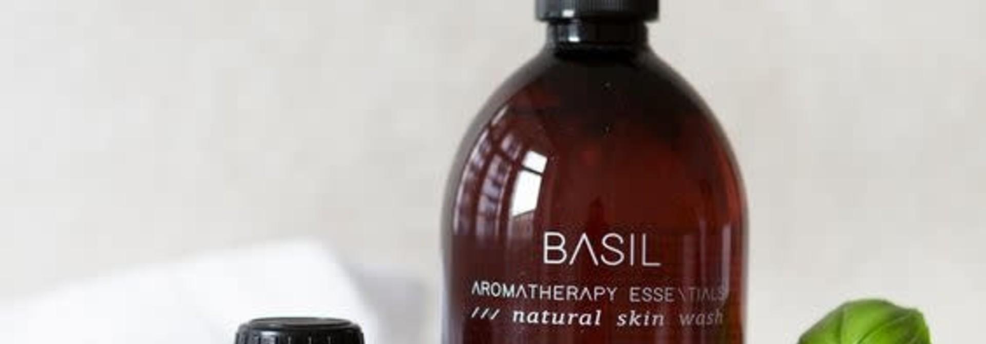 Skin Wash Basil
