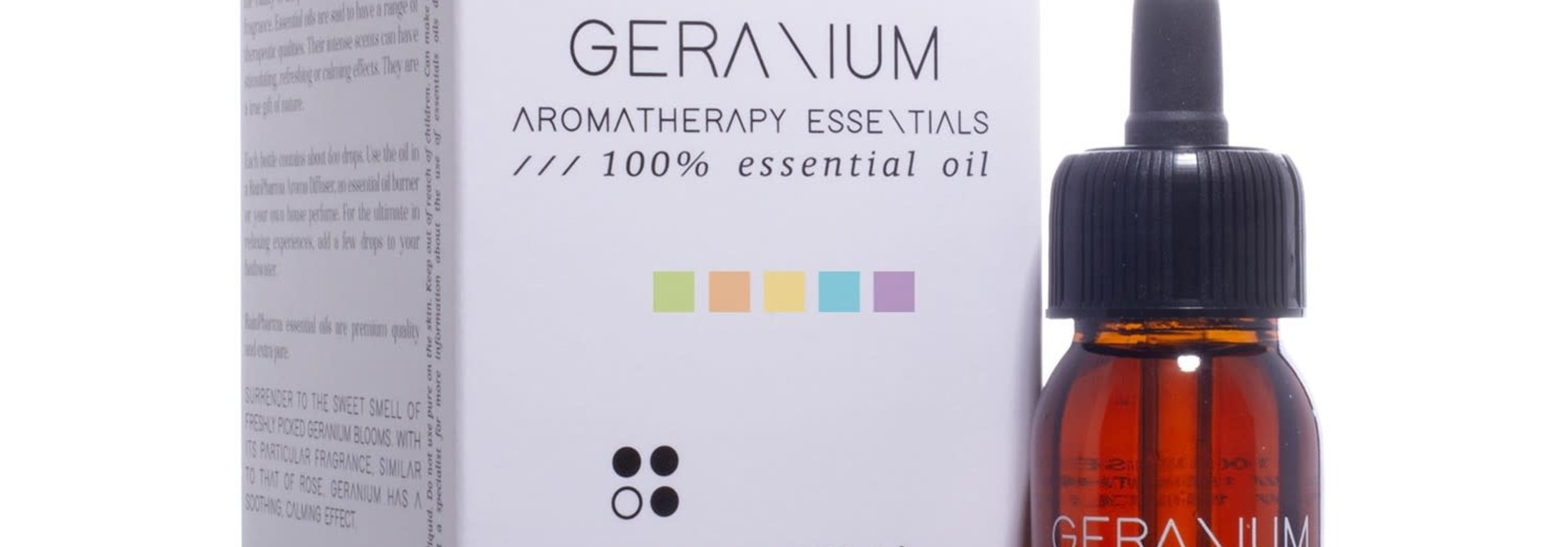 Geranium Aromatherapy Essential Oils
