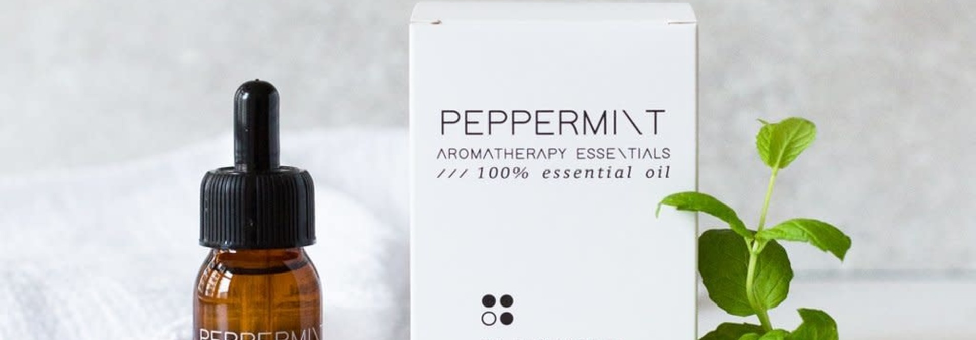 Peppermint Aromatherapy Essentials Oils