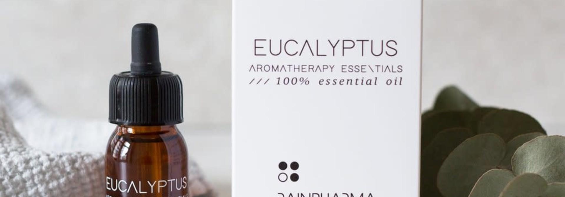 Eucalyptus Aromatherapy Essentials Oils