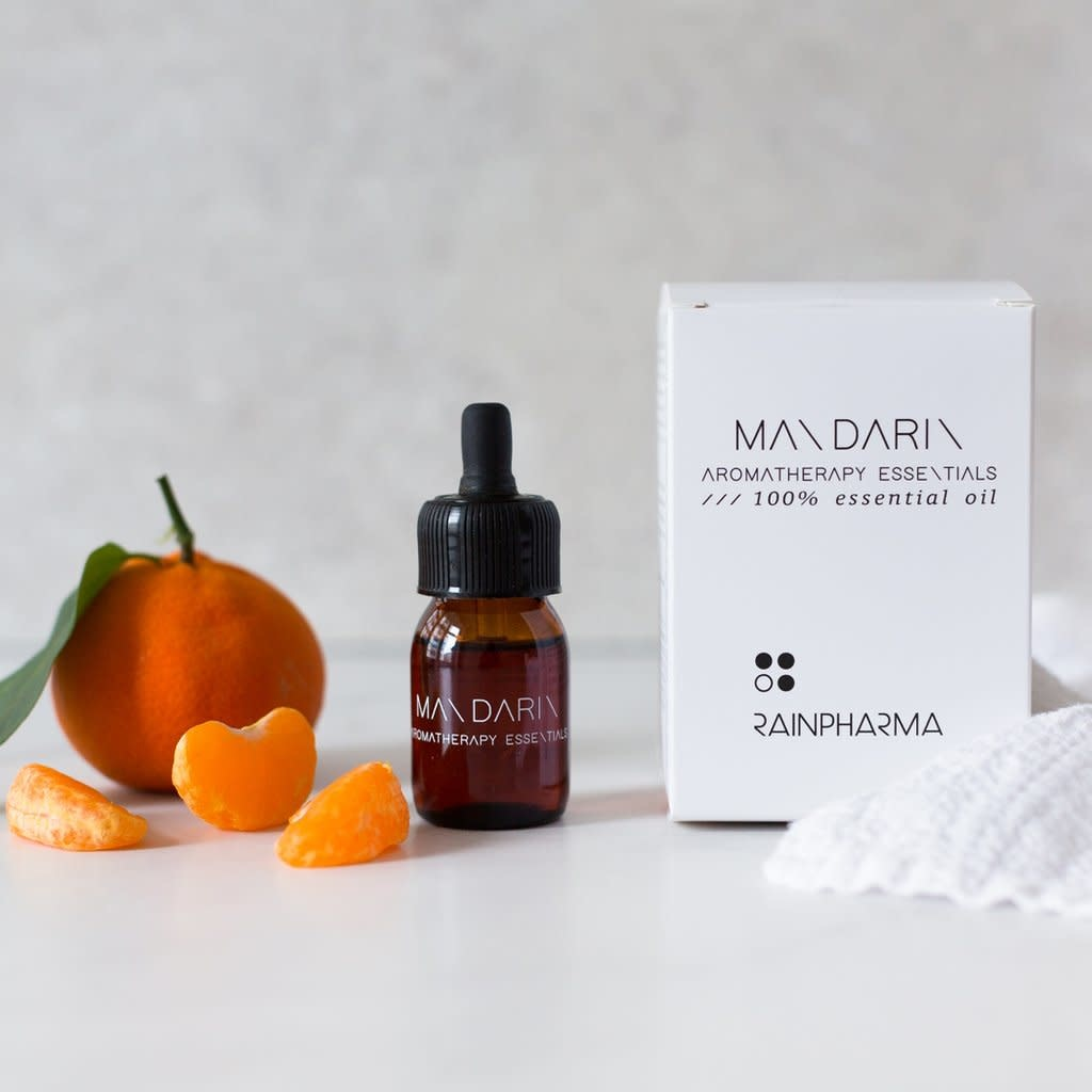 Essential Oil Mandarin-2