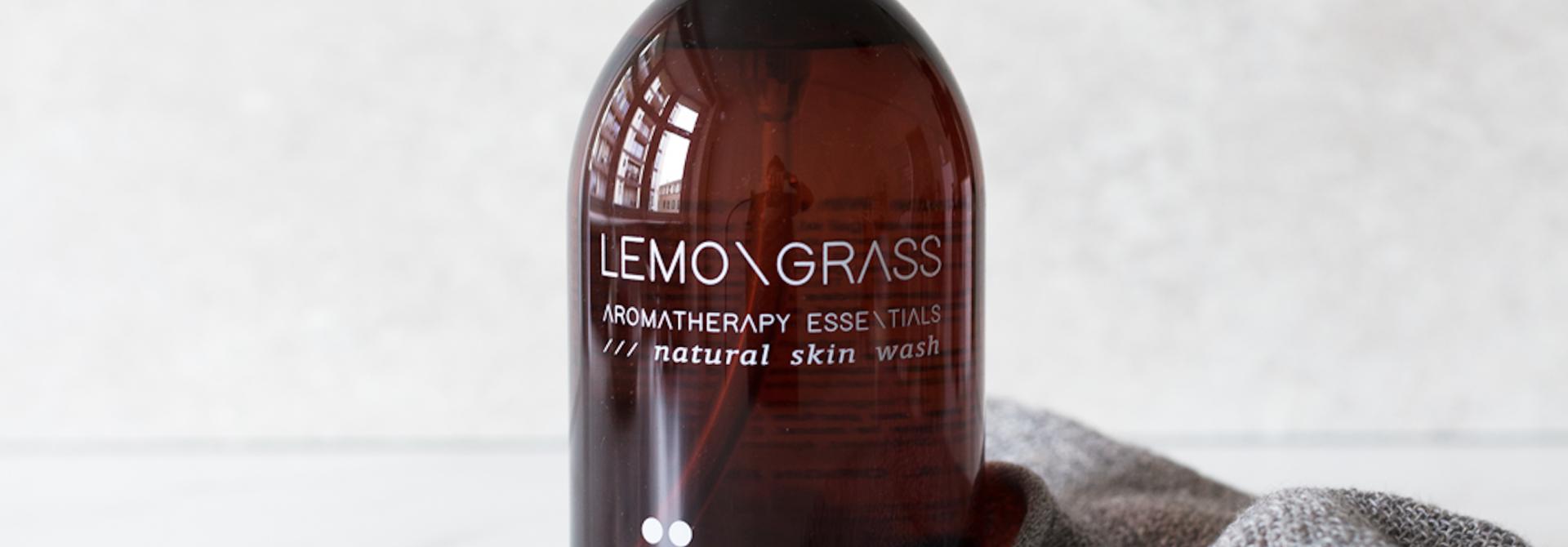 Skin Wash Lemongrass - Douchegel Citroengras