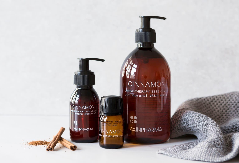 Skin Wash Cinnamon-2