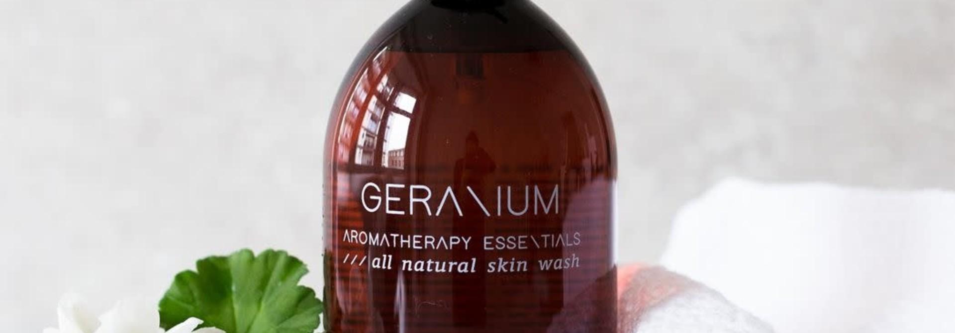 Douchegel - Skin Wash Geranium