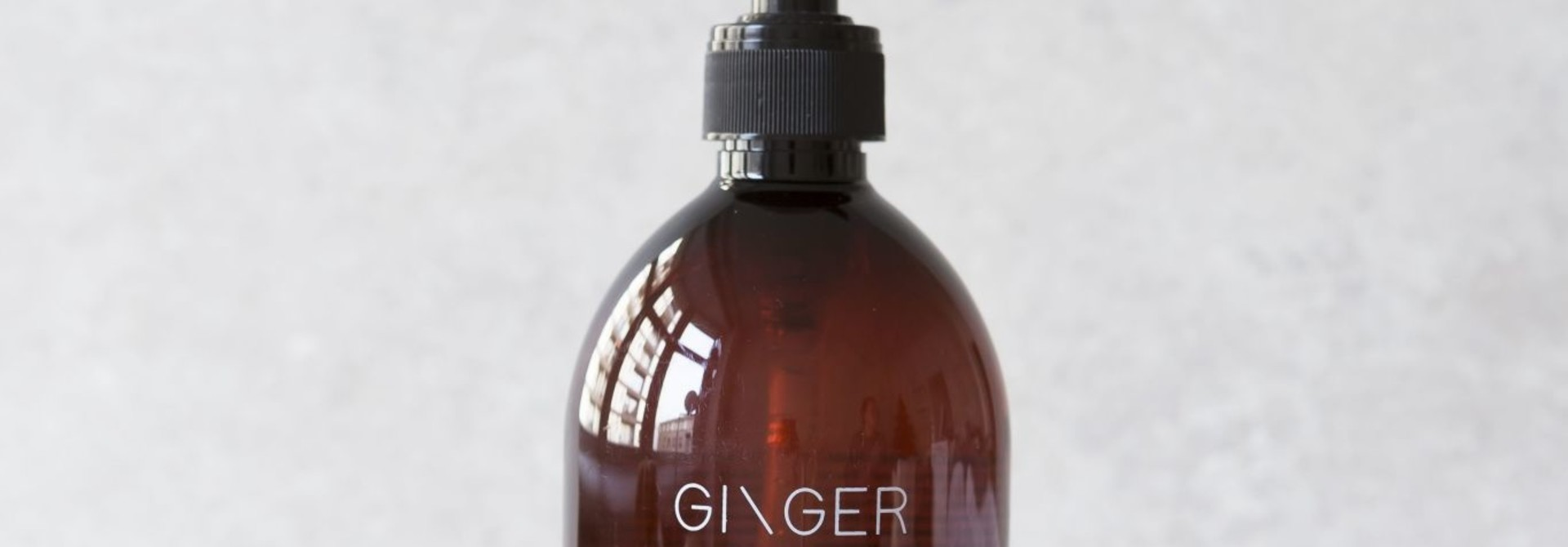 Skin Wash Ginger - Douchegel