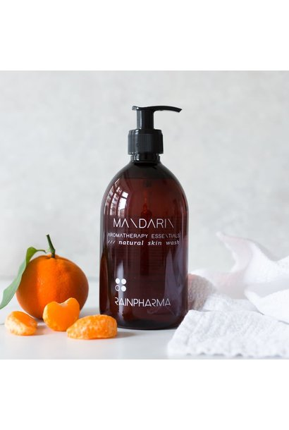Skin Wash Mandarin