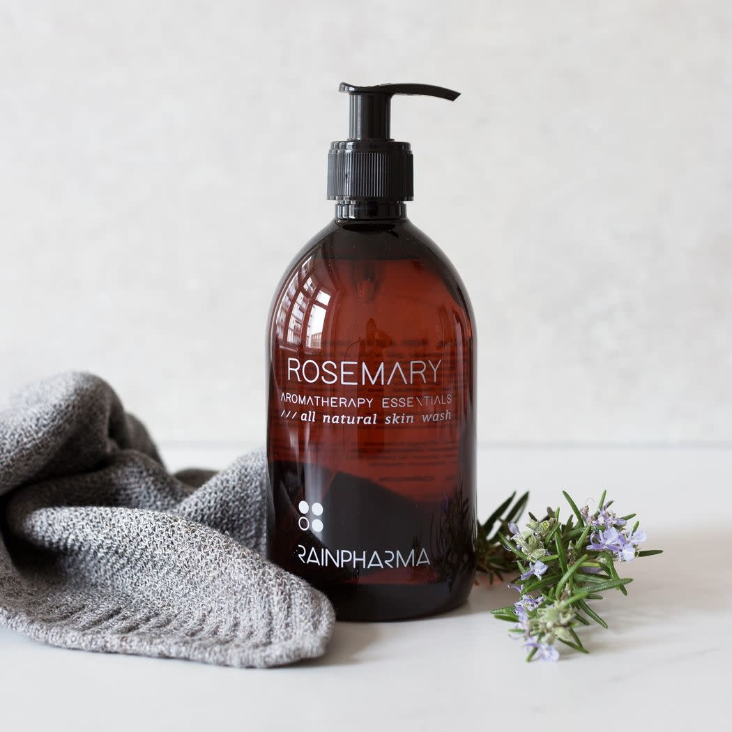 Skin Wash Rosemary-1