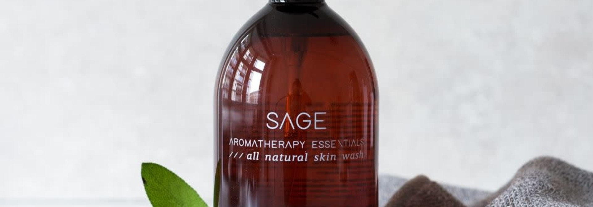 Skin Wash Sage