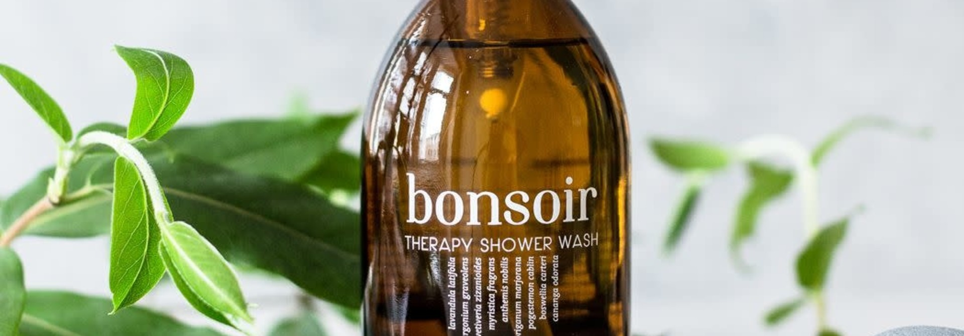 Bonsoir Therapy Shower Wash - Douchegel