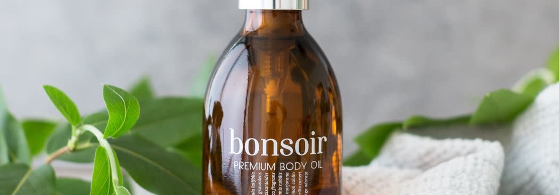 Bonsoir Premium Body Oil