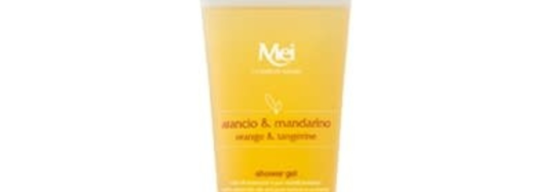 Mei SPA Shower Gel - Orange & Mandarino - Douchegel - Sinaasappel & Mandarijn