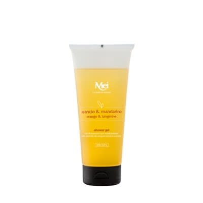 Mei SPA Shower Gel - Orange & Mandarino - Douchegel - Sinaasappel & Mandarijn-1
