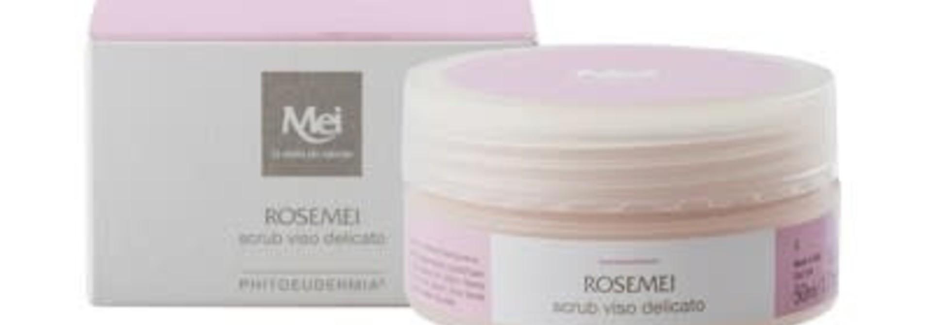 RoseMEI Face Scrub