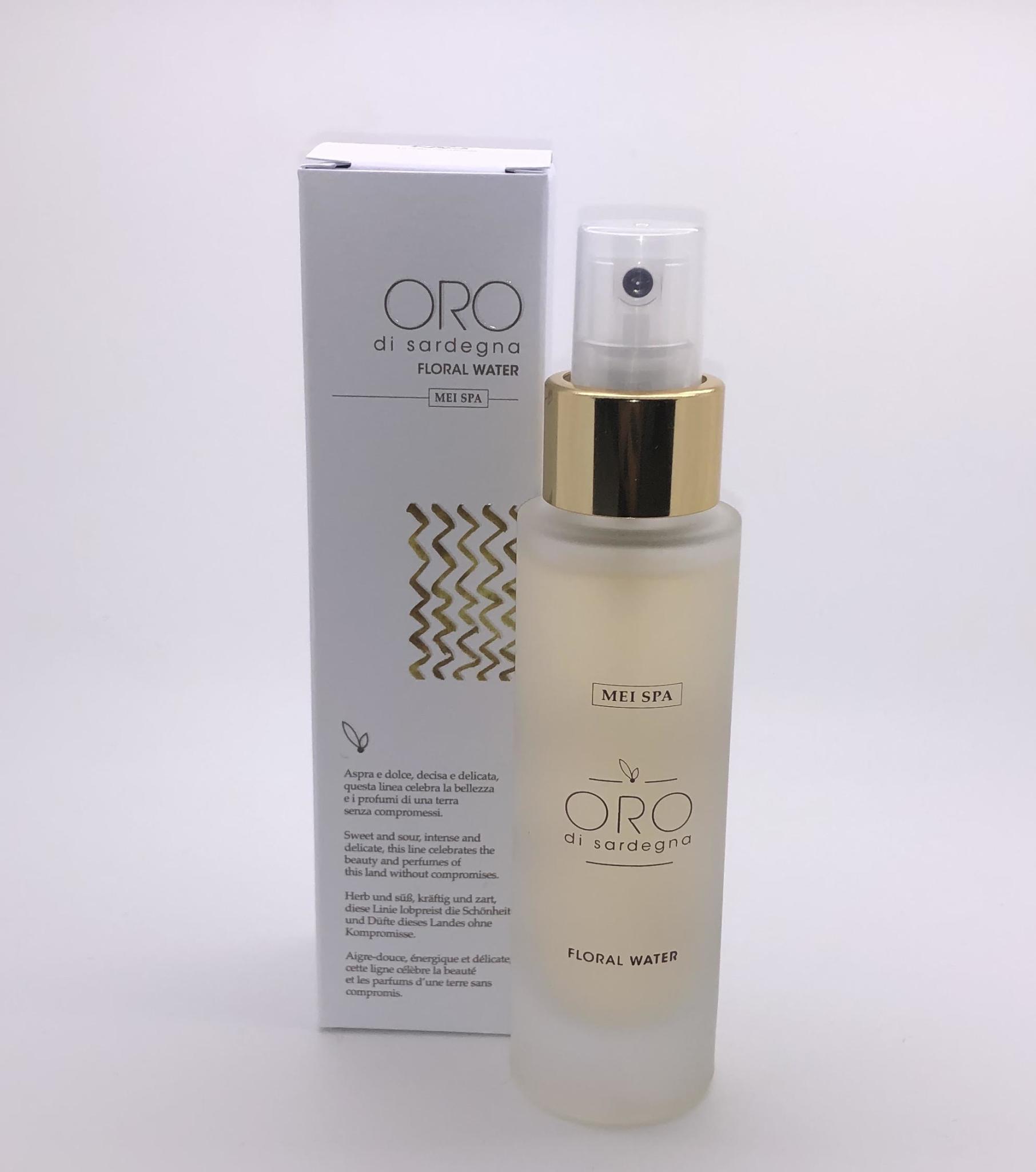 ORO Floral Water - Gezichtsspray-1