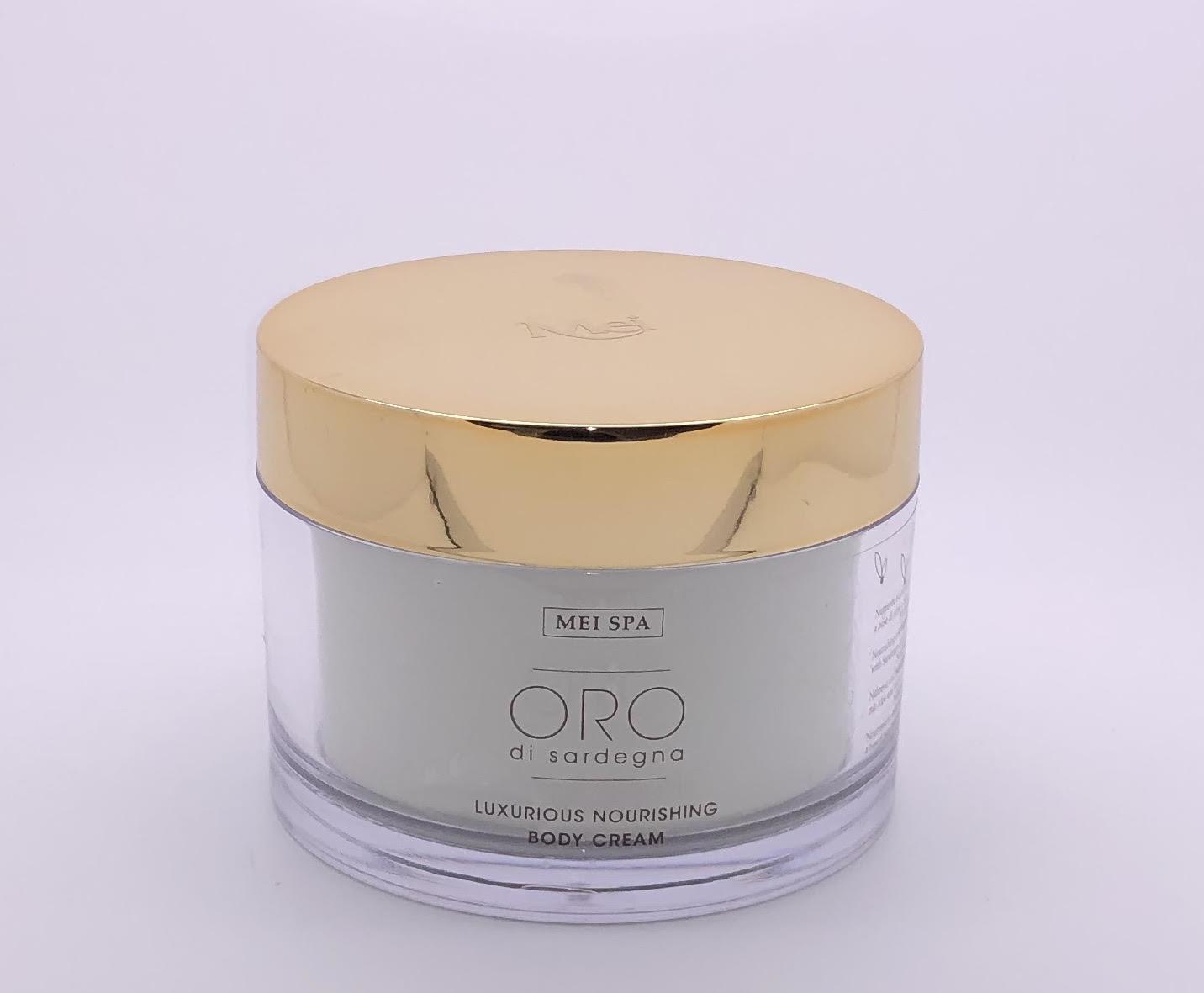 ORO Luxe Voedende Body Cream-1