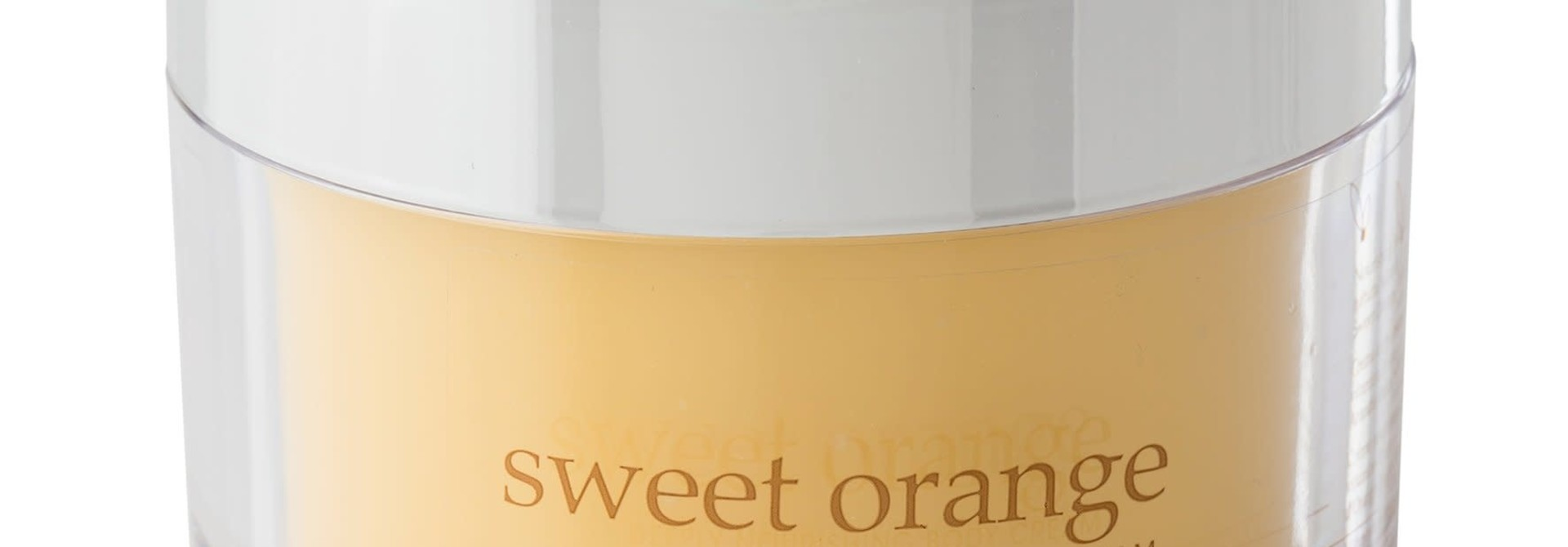 Sweet Orange Body Cream - Sinaasappel Lichaamscrème