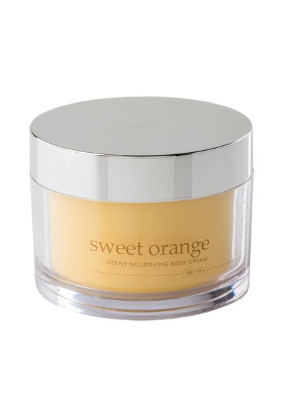 Sweet Orange Body Cream