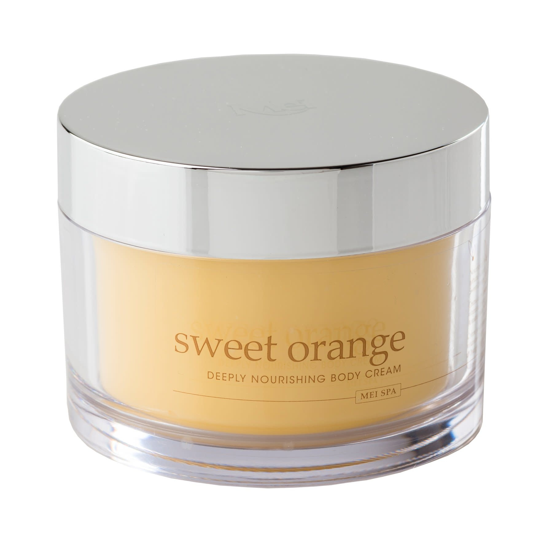 Sweet Orange Body Cream - Sinaasappel Lichaamscrème-1
