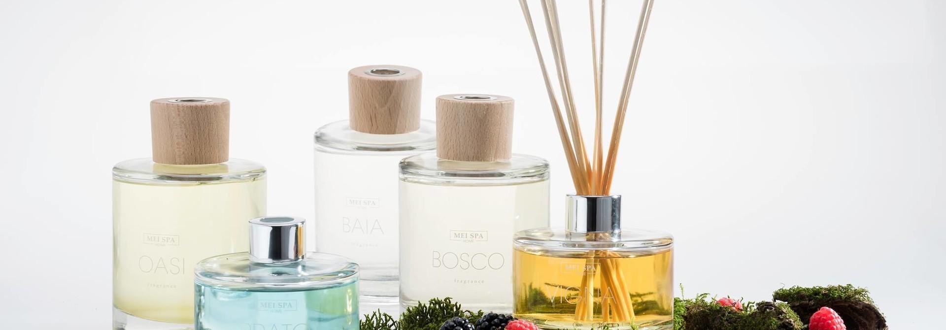 MEI SPA Home - BOSCO Huisparfum