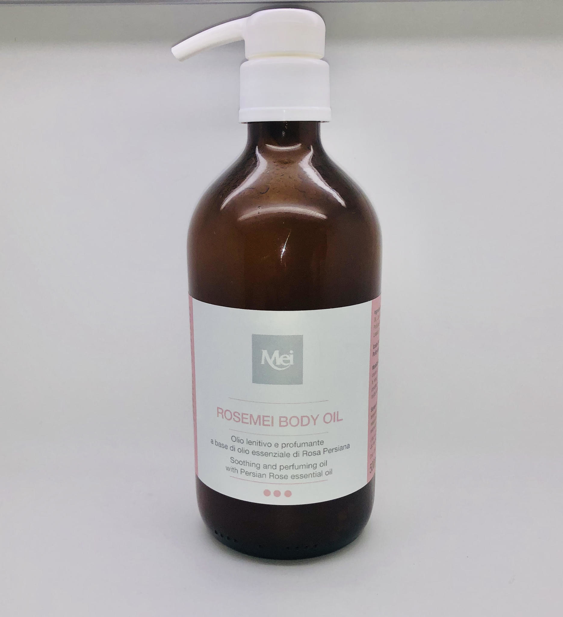 RoseMEI Body Oil-1