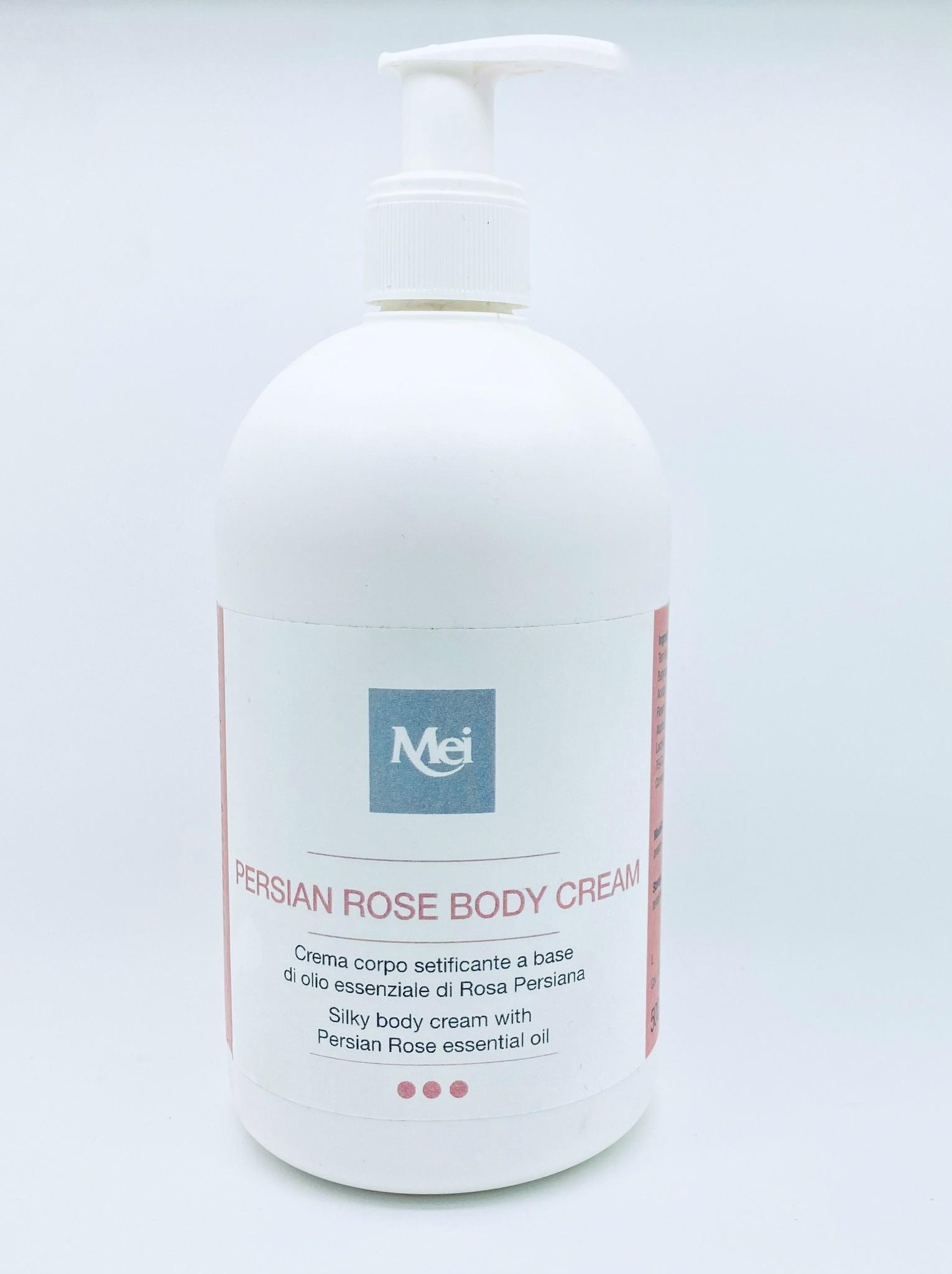 Persian Rose Body Cream-1