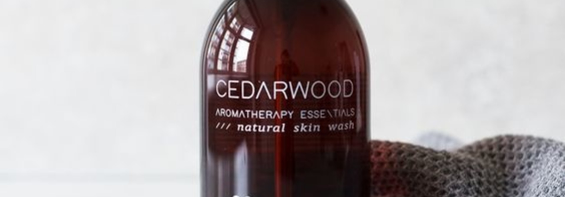 Skin Wash Cedarwood douchegel